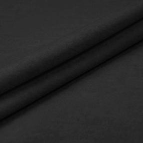 Фланель гладкокрашеная 75 см черный 315 фото