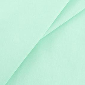 Бязь гладкокрашеная 120гр/м2 220 см цвет мята фото