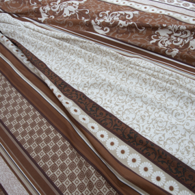 Маломеры бязь 120 гр/м2 150 см цвет коричневый 11 м фото