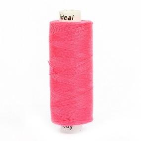 Нитки бытовые Ideal 40/2 100% п/э 571 розовый фото