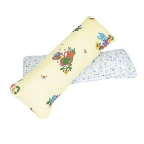 Подушка-валик чехол полиэстер 38/90 см фото