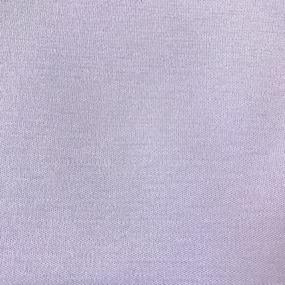 Ткань на отрез интерлок цвет светло-сиреневый фото