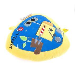 Подушка детская мягкая ВАЛЛ-И 3D фото