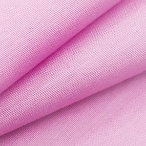 Мерный лоскут тик 150 см цвет розовый 0.9 м фото