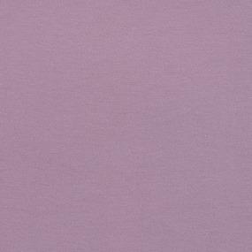 Ткань на отрез кулирка гладкокрашеная 8316 цвет лиловый фото