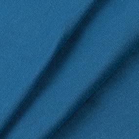Ткань на отрез кулирка М-2091 цвет петроль фото