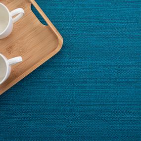 Простыня на резинке перкаль 2049314 Эко 14 зеленый 90/200/20 см фото