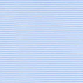 Маломеры бязь плательная 150 см 1663/3 цвет голубой 1 м фото