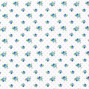 Ситец 95 см набивной б/з арт 44 Тейково рис 18981 вид 3 фото