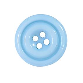 Пуговицы пальто-костюм 4-х пр 27.5 мм цвет 8810/40 голубой упаковка 12 шт фото