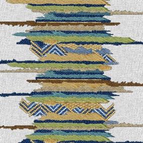 Ткань на отрез дорожка 50 см 35070/1 Радужный стиль фото