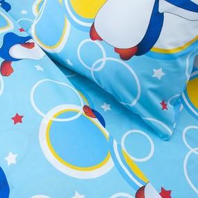 Постельное белье детское бязь 88491 ГОСТ 1.5 сп фото