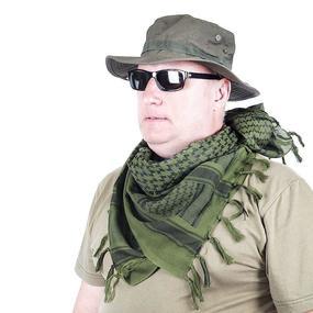 Тактическая панама цвет олива фото