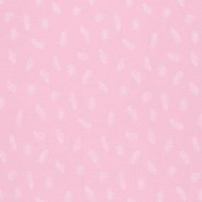 Тик 220 см 85 +/- 5 гр/м2 Перо цвет розовый фото