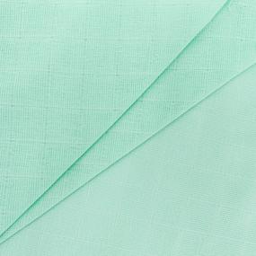Маломеры муслин гладкокрашеный 150 см цвет мята 2,8 м фото