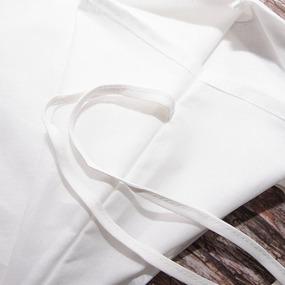 Бахилы тканевые на завязках 35/35 см фото