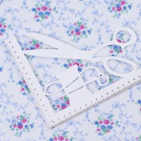 Ткань на отрез фланель 80 см 20720 Букет фото