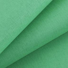 Ткань на отрез бязь ГОСТ Шуя 150 см 17100 цвет зеленый фото