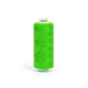 Нитки бытовые IDEAL 40/2 366м 100% п/э, цв.636 зеленый фото