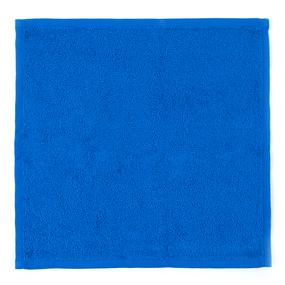 Салфетка махровая цвет 706 ярко-синий 30/30 см фото