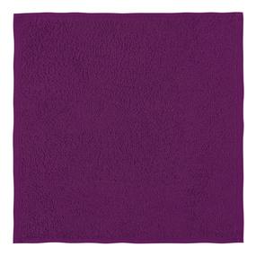 Салфетка махровая цвет 930 фуксия 30/30 см фото