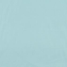 Ткань на отрез сатин гладкокрашеный 245 см 213KL-306 цвет аквамарин фото