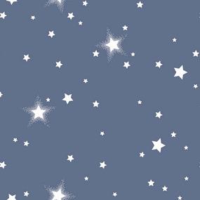 Перкаль 150 см Звездное небо 1 сер. 204561 фото