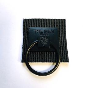 Нашивка THE MEN декор кольцо 3,5*3,5см 1963 фото
