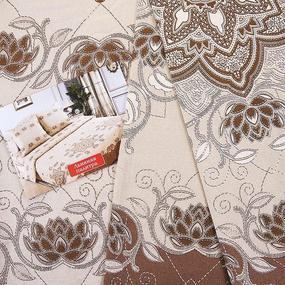 Постельное белье Льняная палитра 1.5 сп поплин фото
