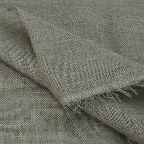 Ткань на отрез мешковина джут/лен 49/60 360 гр/м2 02 фото