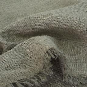 Ткань на отрез мешковина джут/лен 8/91 410 гр/м2 03 фото