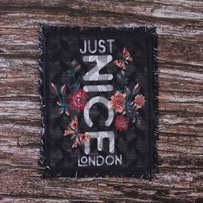 Декоративный элемент пришивной JUST NICE 24*19 см фото