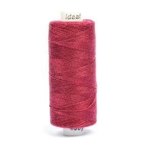 Нитки бытовые Ideal 40/2 100% п/э 197 фиолетовый фото