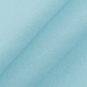 Ткань на отрез футер 3-х нитка компакт пенье начес цвет ментол фото