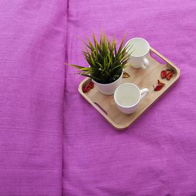 Простыня перкаль 2049312 Эко 12 пурпурный 1.5 сп фото