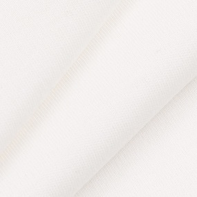 Ткань на отрез футер 3-х нитка компакт пенье начес цвет экрю фото
