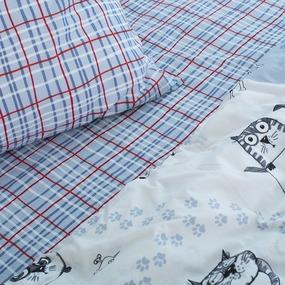 Детское постельное белье из поплина 1.5 сп 11473/1 Мейсон фото
