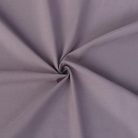 Перкаль гладкокрашеный 150 см 25066 цвет сиреневый туман фото