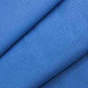Ткань на отрез тиси 150 см цвет голубой фото