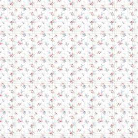 Перкаль 220 см набивной арт 239 Тейково рис 6797 вид 1 Юнона фото