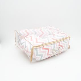 Подушка для беременных U-образная 1797/5 цвет красный фото