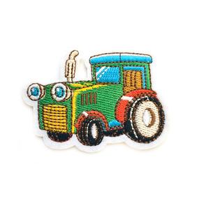 Термоаппликация ТАВ R2853 трактор 7*5см фото