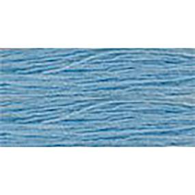 Нитки 40/2 5000 ярд. цв.309 голубой 100% п/э MAX фото