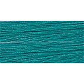 Нитки 40/2 5000 ярд. цв.345 голубой 100% п/э MAX фото