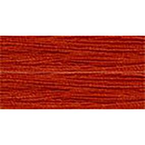 Нитки 40/2 5000 ярд. цв.383 рыжий 100% п/э MAX фото