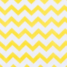 Мерный лоскут бязь плательная 150 см 1692 цвет желтый 1,5 м фото