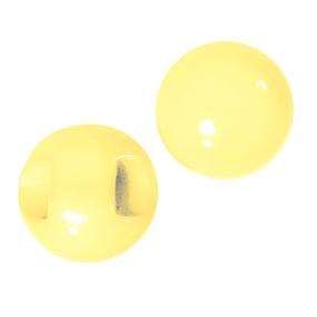 Пуговицы Блузочные/бусинка 10 мм цвет св-желтый 54 упаковка 24 шт фото