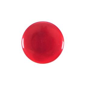 Пуговицы Т-24 15 мм цвет красный упаковка 12 шт фото