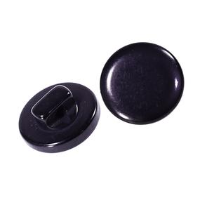 Пуговицы Т-18 11 мм цвет черный упаковка 24 шт фото