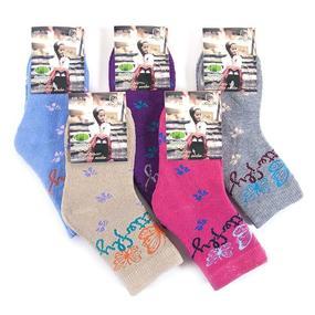 Детские носки CL1608 BoJi махра 22-25 фото